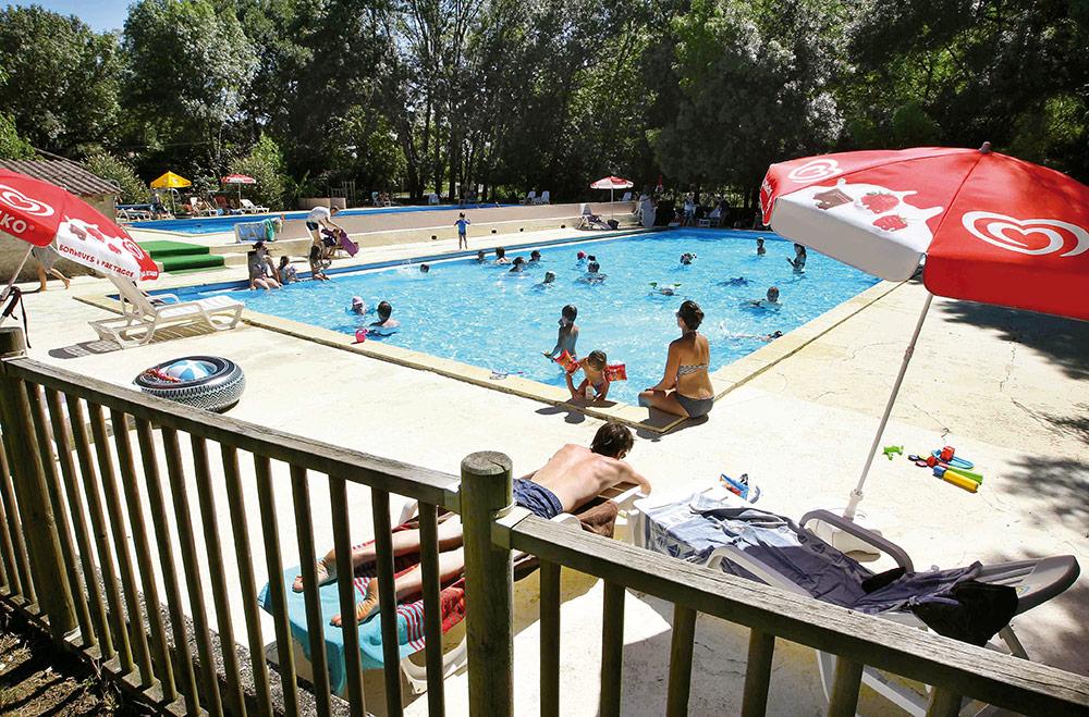 camping agen piscine