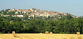village Monflanquin